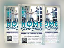 bible study flyer poster photoshop flyer templates creative market