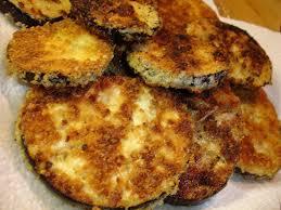 cuisiner aubergine a la poele aubergines panees les délices d hélène