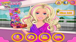 game kids u2014disney princess barbie makeup u2014cartoon