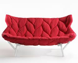 kartell sofa urquiola foliage sofa for kartell