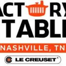 le creuset factory to table creuset factory to table sale next weekend in nashville