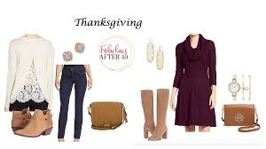 what to wear to thanksgiving dinner