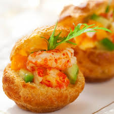 m fr canapes a delicious recipe for prawns with avocado canape these are a great