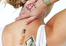 learn how to remove temporary tattoo easily and safely