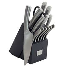 stainless steel kitchen knives set buy stainless steel kitchen knife set from bed bath beyond
