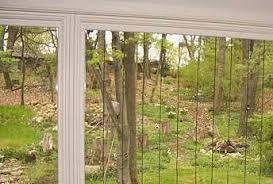 Curtains Birds Theme Zen Wind Curtains Reduce Bird Window Collisions Cayuga Bird Club