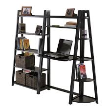 62 corner leaning shelf topeakmart 4 shelf floor standing leaning