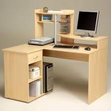 bureau multimedia pas cher bureau informatique delamaison bureau multimédia d angle ban hêtre