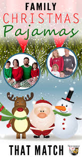 celebrate in style with christmas pajamas for whole family