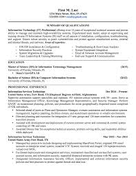 Summary Of Skills Resume Sample 6 Sample Military To Civilian Resumes U2013 Hirepurpose