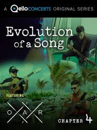 Seeking Episode 1 Soundtrack Qello Concerts O A R 4 Evolution Of A Song O A R