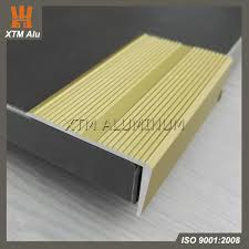 aluminium decorative stair nosing manufacturers and suppliers