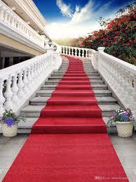wedding backdrop outdoor 2018 outdoor staircase wedding backdrops carpet blue sky