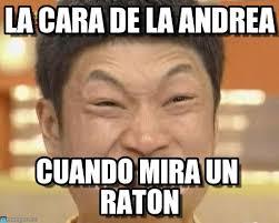 Meme Andrea - la cara de la andrea impossibru guy original meme on memegen