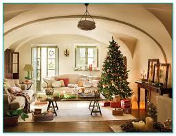 decorative trees for mantle
