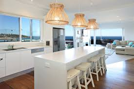 holiday house to rent freshwater northern beaches kitchen beach