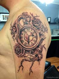 clock tattoos tattoo designs tattoo pictures page 16