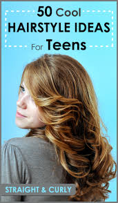 www step cut hairstyle that looks curly hair most popular teen hairstyles for girls