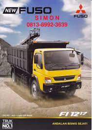 mitsubishi truck indonesia varian terbaru mitsubishi new fuso fi 1217 fuso 170 ps dealer