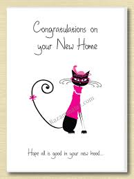 new digs greeting card