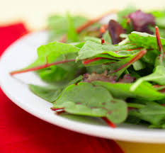 thanksgiving green salad recipes salad recipe for the raw food diet using beet greens