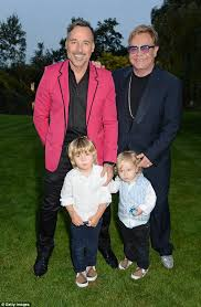 elton john u0027s mother on the sacrifices she made and her grandsons