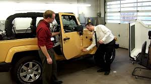 how to take doors a jeep wrangler jeep wrangler door removal done easy