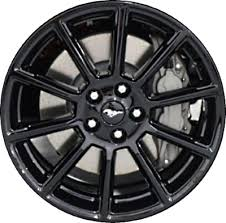 Black Mustang Rims For Sale Ford Mustang Wheels Rims Wheel Rim Stock Oem Replacement
