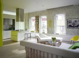 Two Tone Living Room Walls by Kitchen And Living Room Design Featured Modern Two Tone Cabinets