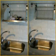 over the sink dish drying rack 2 italy una vita piu bella dish rack 102