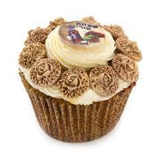 cupcake gift baskets purim decretive made chocolate chip cupcake gift box purim