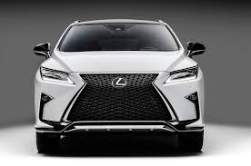 latest lexus suv 2015 2016 lexus rx350 rx450h first look
