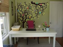 Wall Ideas For Office Apartments Terrific Small Home Office Room Ideas With