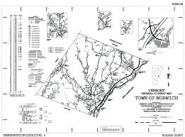 Map Of Vermont Towns Sleeping Roads Ancient Highways And Paper Towns Musings On Maps