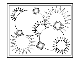 geometric coloring pages kids chuckbutt