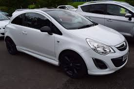 2012 vauxhall corsa limited edition 5 295