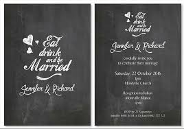 eat drink and be married invitations adorable eat drink and be married wedding invitations wedding