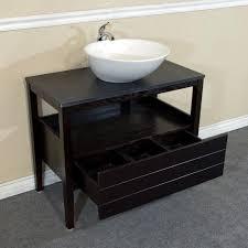 walnut bathroom vanity 35 5