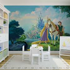 disney princesses rapunzel wall mural for your home buy at price from