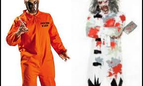 Patient Halloween Costumes Uk Stores Apologize U0027mental Patient U0027 Costumes Pics