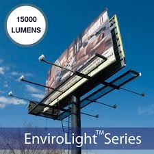 Sign Light Fixtures Commercial Solar Billboard Lighting Kits For 14 X 18 Billboard Sign