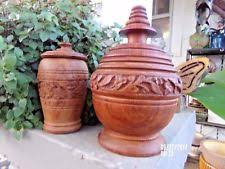 wooden canisters kitchen wood canisters ebay