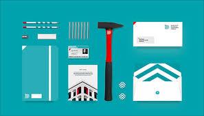 corporate identity design construction branding search logo ideas