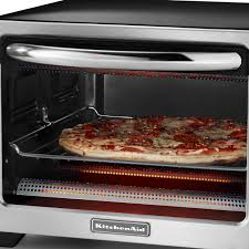 Kitchen Aid Toaster Ovens Decorating 12 Inch Toaster Oven Kitchenaid Kco223cu