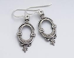 nickel earrings nickel free earrings etsy