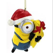 buy 3 5 despicable me minion carl with gift wrapped bananas