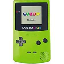 Gameboy Color Kiwi Green Game Boy Color System On Sale by Gameboy Color