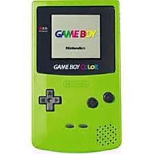 Kiwi Green Game Boy Color System On Sale Gameboy Color