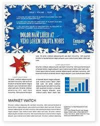 winter newsletter template svoboda2 com