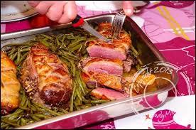 cuisiner magret de canard au miel rôti de magrets de canard au foie gras et fruits secs un siphon